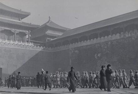 New Army Day Parade, Forbidden City, Beijing, China