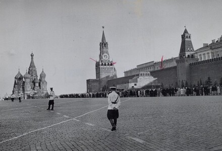 Kremlin and Red Square, Moscow, Russia