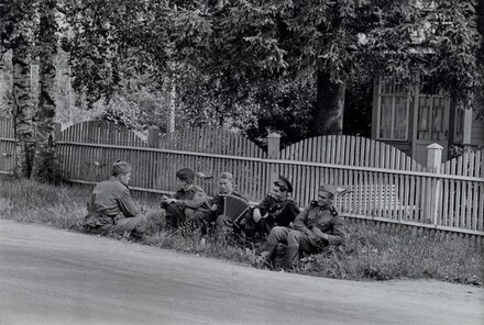 Red Army Soldiers, Soviet Union