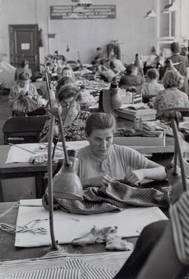 Clothing Factory, Soviet Union