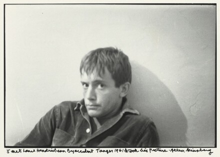 I met Lance Hendrickson by accident Tangier 1961 & took his picture