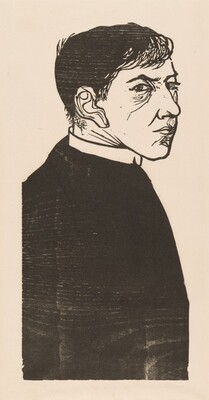 Self-Portrait as a Priest