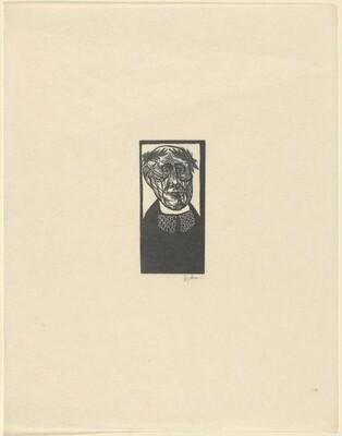 Imaginary Portrait of John Skelton