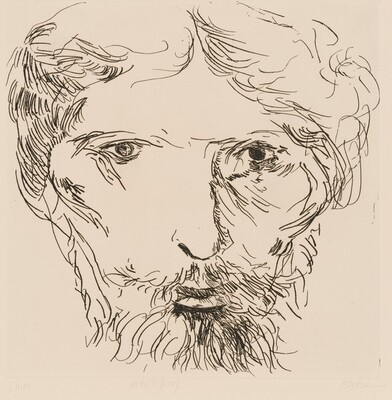 James Ensor, Belgian, 1860-1949