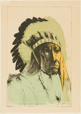 Chief American Horse