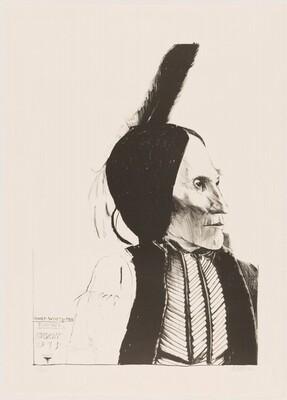 Chief White Man / Kiowa