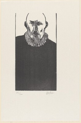 Iago (Portrait)