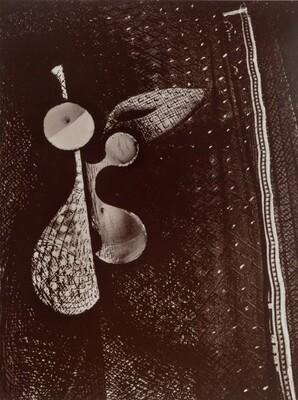 Femme-Mandoline (Woman-Mandolin), from Transmutations