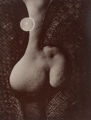 Femme-Amphore (Woman-Amphora), from Transmutations