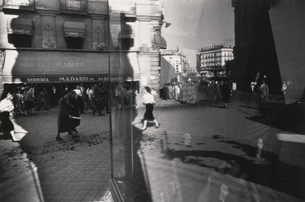 Store Window Madrid