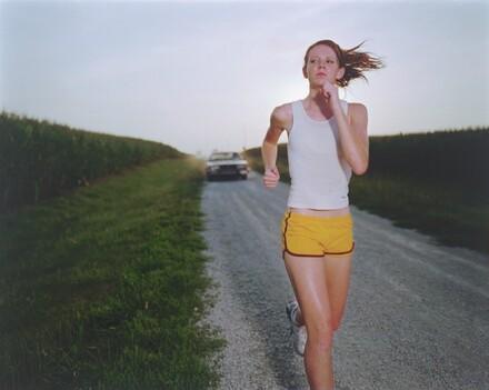 Untitled (Running Girl)