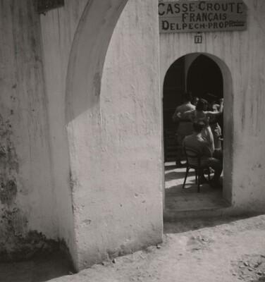 Bousbir Bordello, Casablanca, Morocco