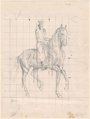 Study for The Blank Signature