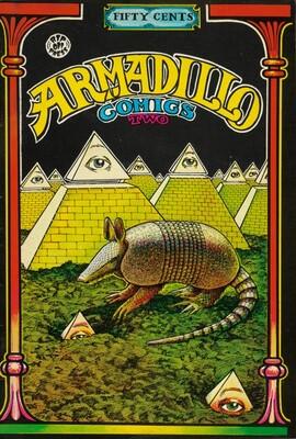 Armadillo Comics #2