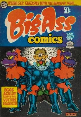 Big Ass Comics #1