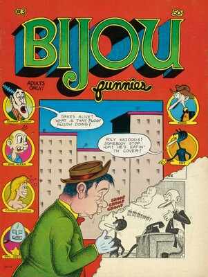 Bijou Funnies #3