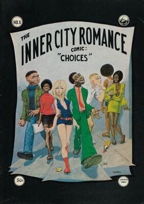 Inner City Romance Comic Choices