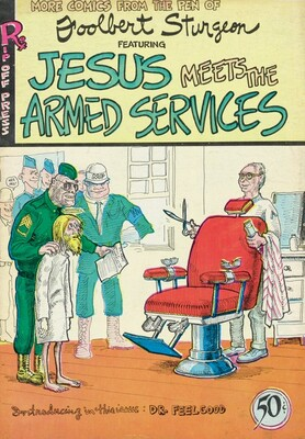 Jesus Meets the Armed Services