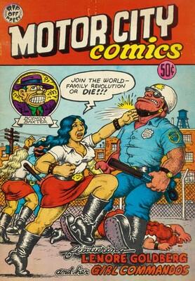 Motor City Comics No. 1