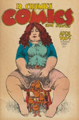 R. Crumb's Comics & Stories