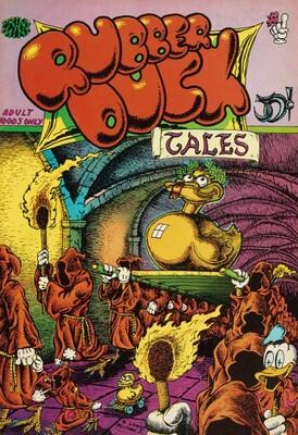 Rubber Duck Tales #1