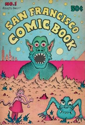 San Francisco Comic Book #1