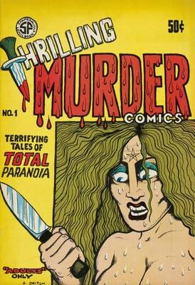Thrilling Murder Comics