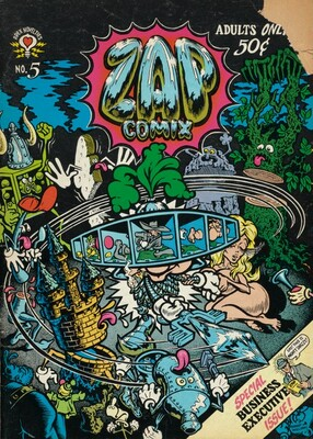 Zap, no. 5