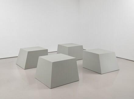 Untitled (Battered Cubes)