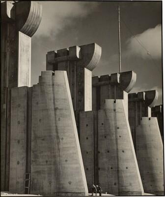 Margaret Bourke-White, Fort Peck Dam, Montana, 19361936