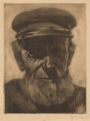 An Elderly Sailor