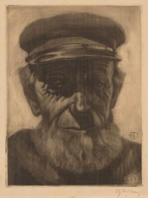 An Elderly Sailor