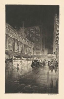Grand Central, Night