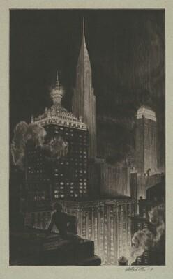 Manhattan Minarets