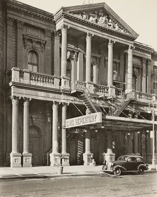 Civic Repertory Theater, 105 West 14th Street