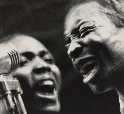 Gospel Singers, Harlem