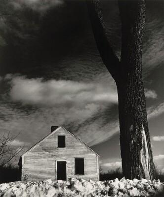 Farm house, Augusta, Maine