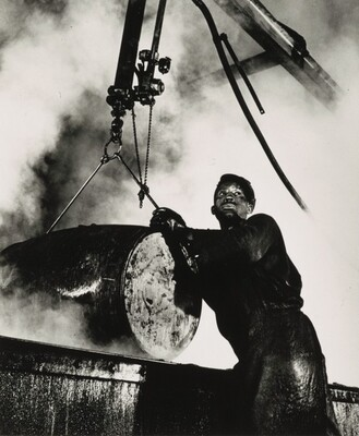 Grease Plant Worker, Pittsburgh, Pennsylvania