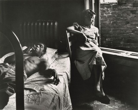 Tenement Dwellers, Chicago, Illinois