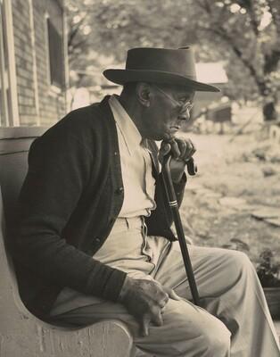 Uncle James Parks, Fort Scott, Kansas