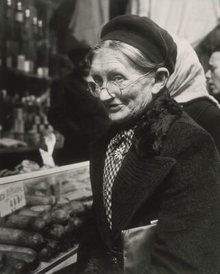 Shopper, Paris
