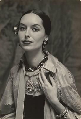 Spanish Fashions by Tina Lesser, New York