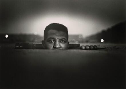 Emerging Man, Harlem, New York