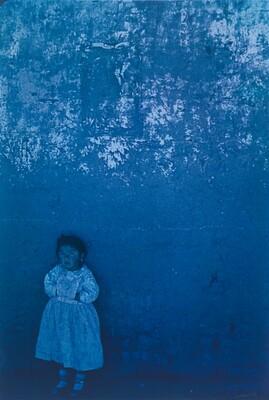 Blue Girl, Peru