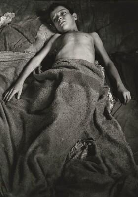 Flavio da Silva After Asthma Attack, the Favela