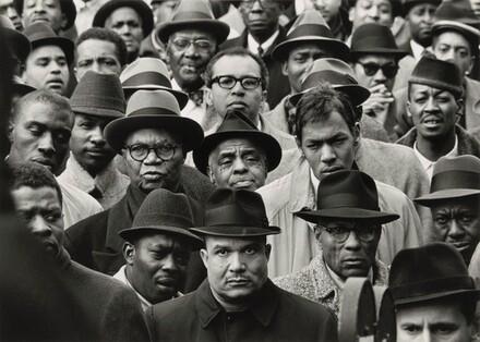 Black Muslim Rally, New York
