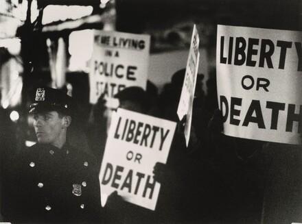 Harlem Rally, New York