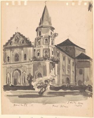 Santa Ana, Manila, P.I.