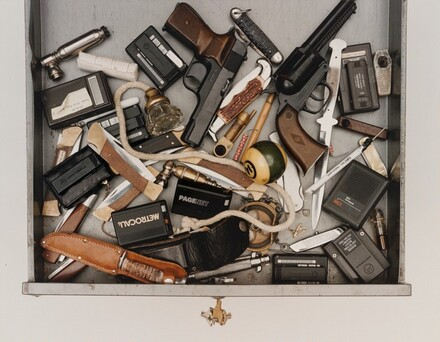 Confiscated Objects