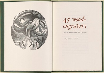 Forty-five Wood-engravers